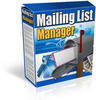 Mailing List Manager -manage your mailing list & newsletters