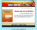 Thumbnail BUNGY squeeze page templates with Resale Rights