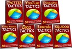 350 Social Media Tactics with Mrr