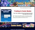 Thumbnail Comic Books squeeze page templates