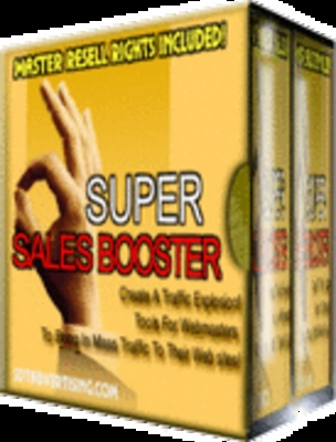 Product picture Super Sales Booster