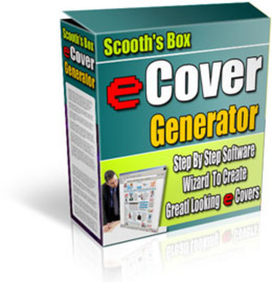 Product picture NEW! For 2010! - (Award Winning) eCover Generator