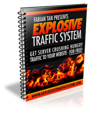 Product picture Explosive Traffic - 50000 Guaranteed Visitors For You - Free