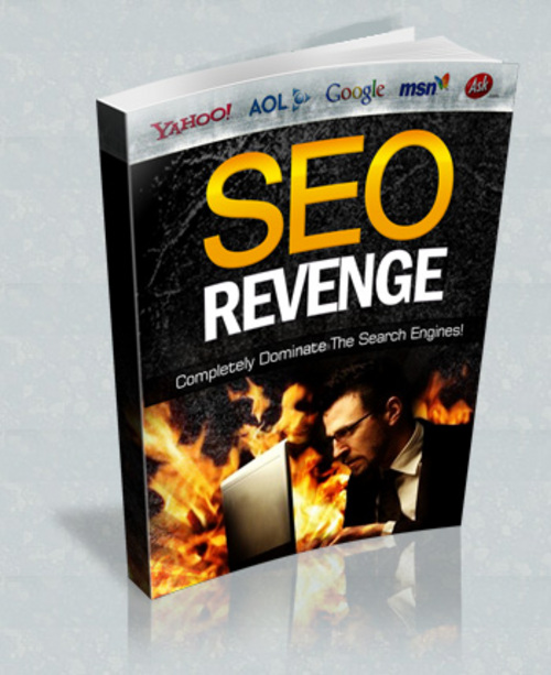 Product picture SEO Revenge - SEO Book!