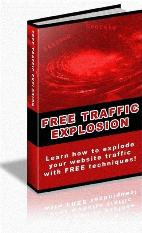 Product picture Free Traffic Explosion