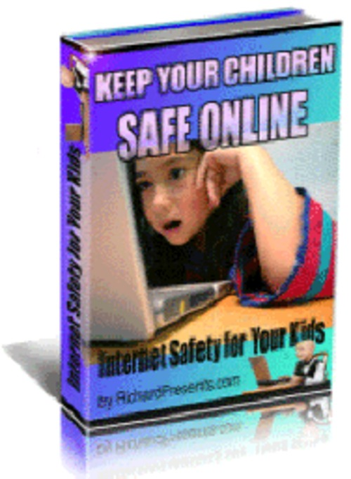 Product picture Internet Safety For Your Kids