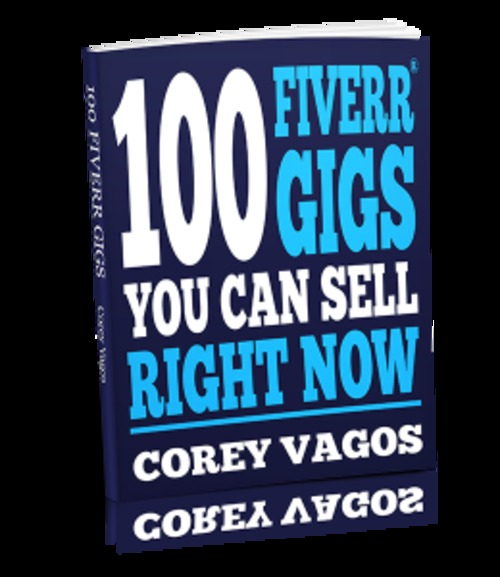 Product picture 100 easy Fiverr gigs you can start selling right now